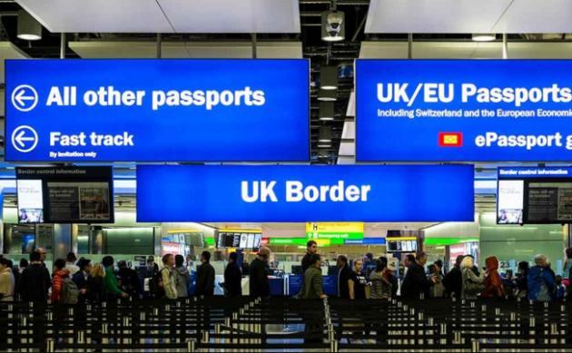 Schengenin Rajasäännöstö